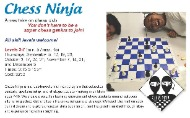 Chess Ninja classes for young children