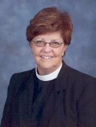 The Reverend Janice Robbins, Chaplain Emeritus